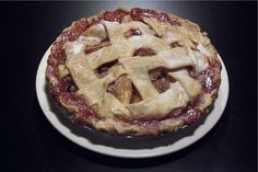 Cranberry Apple Pie from Bread Winners Cafe and Bakery in Dallas, TX