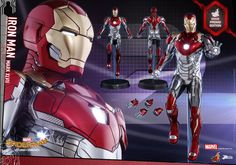 Homem Aranha: De Volta ao Lar - Confira mais de perto a Mark XLVII do Homem de Ferro