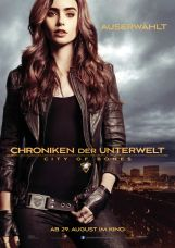 CHRONIKEN DER UNTERWELT – CITY OF BONES (The Mortal Instruments) - Lily Collins als Clary Fray #TMImovie