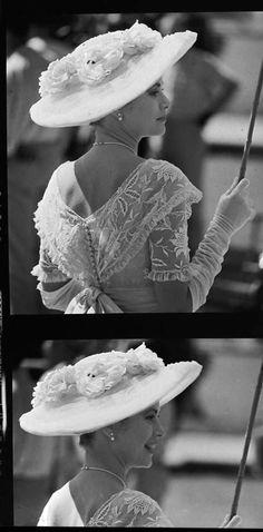 Grace Kelly in The Swan