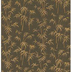 Brewster Wallcovering Bamboo Wallpaper