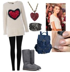 """""""Lazy day"""" by hellomynameis143 ❤ liked on Polyvore"""