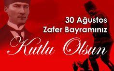 ✿ ❤ 30 Ağustos Zafer Bayramını  kutluyor, bu topraklarda hür ve kendi bayrağımız altında yaşamamızı kanları ve canları pahasına sağlayan başta Cumhuriyetimizin Kurucusu Gazi Mustafa Kemal Atatürk olmak üzere kahraman gazilerimizi ve şehitlerimizi hürmet, minnet ve şükranla anıyoruz.(30 Ağustos 2015)
