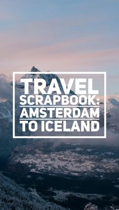 So this year I decided to start sticking down all my lose tickets etc from travelling in one place, instead of having them knocking around or getting lost. Click through to peak into my travel scrapbook!