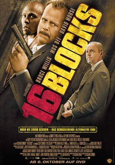 "Bruce Willis Mos Def 16 Blocks  ""signs signs signs, didnt use to believe in them until i started seeing them, looking for them"" Mos Def CLASSIC movie"