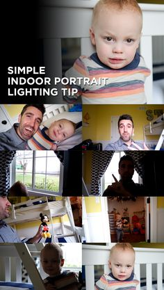 Ever wonder how to get sharper, cleaner, more colorful results when taking portraits indoors. You'd be surprised at how natural light can help improve the look. In this episode, I'll show you a simple lighting tip for indoor situations. My son provides some lighthearted entertainment as I try to place him near a window. If you're a Mom or Dad, you'll find this episode especially funny and helpful. Subscribe to my channel on YouTube: https://www.youtube.com/user/moosewinans?sub_confirmation=1