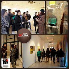 Eπίσκεψη τομέα ART & DESIGN  Στο Μακεδονικό Μουσείο Σύγχρονης Τέχνης Στα πλαίσια των περιοδικών εκθέσεων: -Μετάβαση στο μέλλον: Τέχνη από τη Νέα Γενιά της Ιαπωνίας -INSPIRATIONAL SPACES