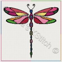 Dragonfly cross stitch                                                                                                                                                                                 More
