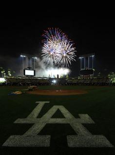 Dodger Stadium, Home Sweet Home !