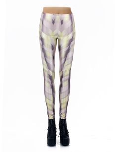 SEXY LADY GALAXY LEGGINGS PRINTED COSMIC SPACE PANTS TIE DYE TIGHTS NEW SUMMER FASHION CASUAL DIMENSIONAL STRIPE LINES 3D DIGITAL PRINTING SEXY LEGGINGS FOR WOMEN