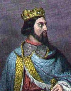 William I, usually known as William the Conqueror and sometimes William the Bastard, was the first Norman King of England, reigning from 1066 until his death in 1087.