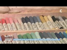 La maison des pastels : des couleurs d'exception - YouTube