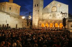 Festival in Spoleto:A Love Letter to Art from Italy Heart