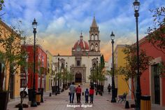 Durango Mexico, Villa, Street View, Bedroom, Places, Pictures, Getting To Know, Scenery, Historia