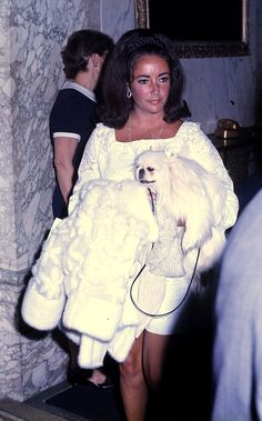 A Look at Hollywood Beauty Icon, the Bold Elizabeth Taylor  At the Plaza Hotel in New York City, 1969