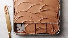 A delightful frozen lemon treat that when sliced, reveals a pound cake rainbow hiding inside.