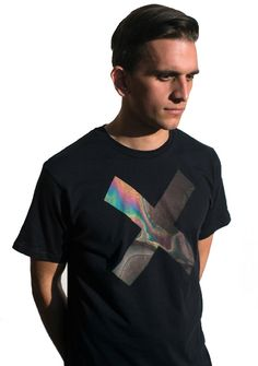 The XX Coexist Black T-Shirt