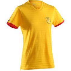 FP300 Romania Supporter Football Kits, Decathlon, Romania, Online Business, Shop Now, Polo Ralph Lauren, Kids, Mens Tops, Shirts