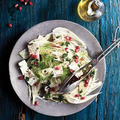 Hyper fraîche, voilà une salade qui se marie à merveille aux viandes rôties et aux poissons grillés.
