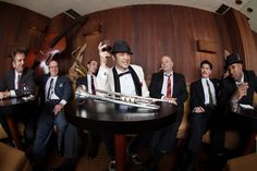 Cherry Poppin Daddies perform free at the Rock of Vegas concert series.