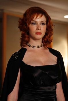 Which Mad Men girl are you? Are you a Joan?