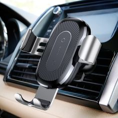 *** Ships from the USA with USPS Express mail in Business Days *** Baseus Wireless Charger Car Holder For iPhone X 8 Samsung QI Wireless Charging Charger Car Mount Phone Holder Stand Iphone Car Holder, Air Vent Phone Holder, Cell Phone Holder, Mobile Accessories, Cell Phone Accessories, Car Accessories, Interior Accessories, Cell Phone Car Mount, Cell Phones In School
