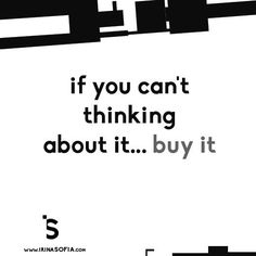 """If you can't thinking about it...buy it""  http://www.irinasofia.com #irinasofia #irinasofiaofficial #clothing"