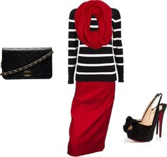 """""""Totally Chic"""" by luvinlife1020 on Polyvore"""