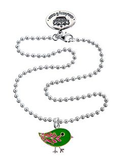 birdy necklace for girls