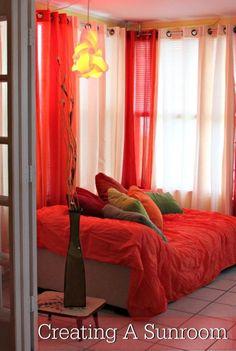 Need Sunroom Ideas? Three Tips To Create The Perfect Sunroom #MVFabBloggers @ShopMV #sweepstakes