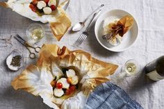 Dorie Greenspan's Butter Poached Scallops in a Pouch recipe on Food52