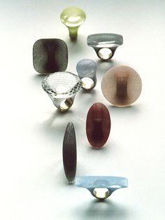 Yoko IZAWA, Japan - Veiled Rings