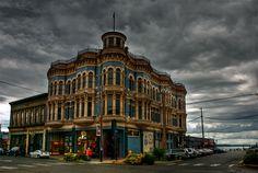 Downtown Port Townsend by terratrekking, via Flickr