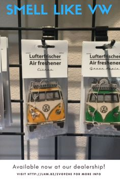 Vw Accessories, Something Special, Make Your Mark, Air Freshener