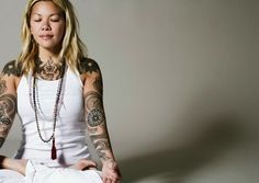Yoga Ink: Top yogis show us their tats