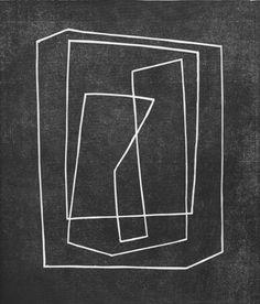 josef albers | multiplex c | 1948
