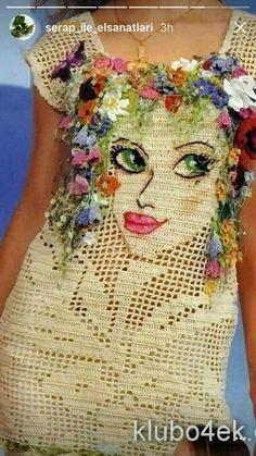 267a5228190e08 132 beste afbeeldingen van Inspiratie - Crochet clothes