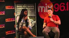 Fifth Harmony's Normani Hamilton at the Toyota Live Music  Lounge  wish I was there
