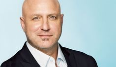 Tom Colicchio from Top Chef is my eye candy!