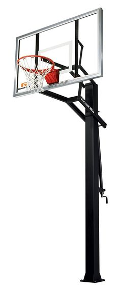 Black Friday 2014 Goalrilla GLR GS II In Ground Basketball System With  Aluminum Framed Tempered Glass Backboard From Goalrilla Cyber Monday