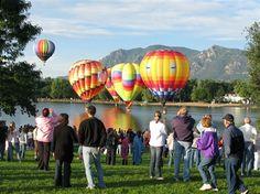 Colorado Balloon Classic in Colorado Springs