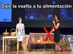 Susana Foix Luna y Consuelo Perez García nos animan a dar la vuelta a las estadísticas, que reflejan los problemas que la mala alimentación está causando en el mundo desarrollado.