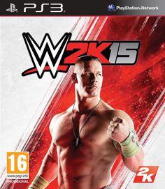 WWE 2K15 (PS3) + Sting