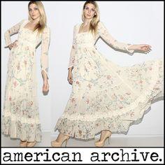 Gunne Sax - I LOVED their dresses!