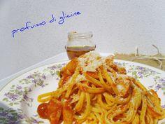 Linguine alla nduja calabrese - ricette primi piatti facili