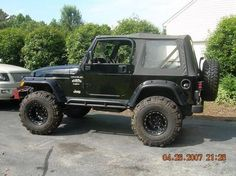 1997 jeep wrangler lifted - Google Search