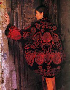 Romeo Gigli, 1989 (red)