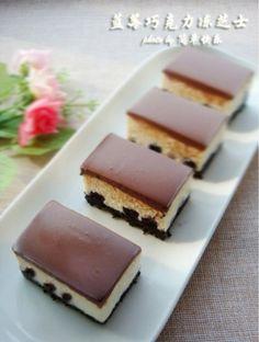 七款(免烤)蛋糕Recipes