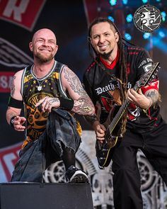 Five Finger Death Punch | Welcome to Rockville | Southeast PitReport | Flickr
