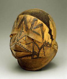 Tanzania/Mozambique - Makonde Helmet Mask (Detroit Institute of Art)